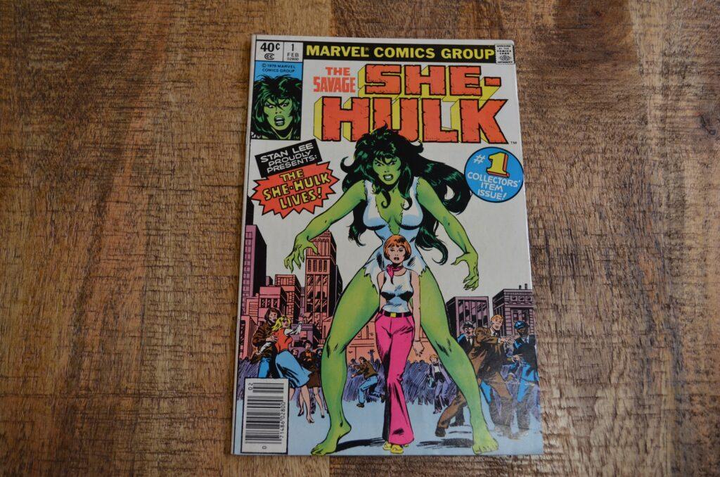 Comic book online auction