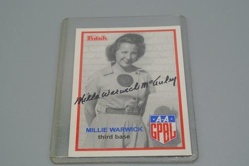 Millie Warwick Online Auction